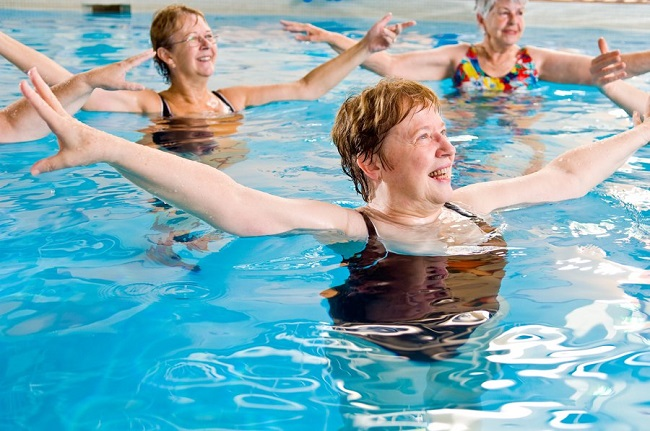 hydrotherapy exercises